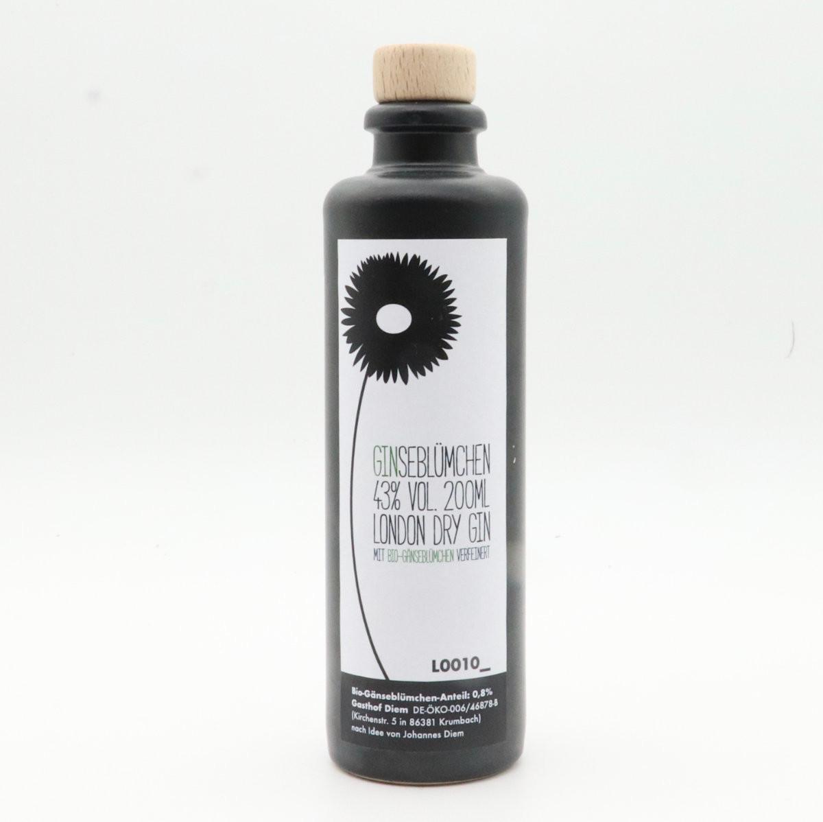 Ginseblümchen Flasche 200ml