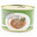 Sauerbraten vom Rind 400g  - Klassische Soße - 240g Fleisch aus der Semmerrolle je Konserve - lange haltbar