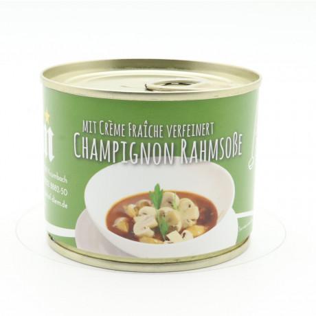 Champignon-Rahmsoße 200 ml
