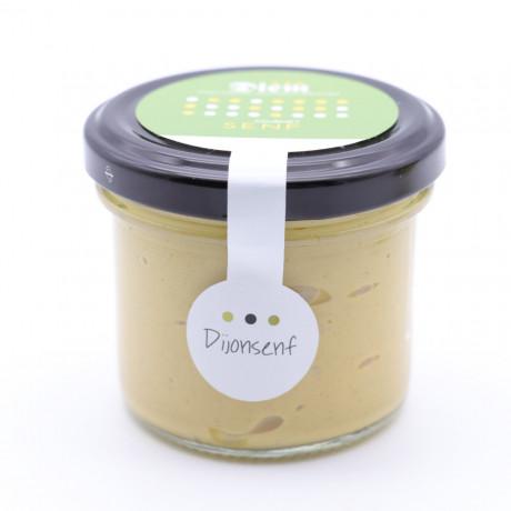Dijon Senf - Moutarde Dijon - im Weckglas 120g