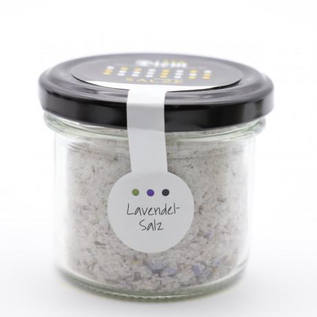 Lavendelsalz im Weckglas 95g