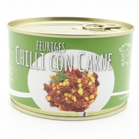 Chilli Con Carne Front