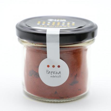 Paprika Edelsüß im Wecklgas 50g