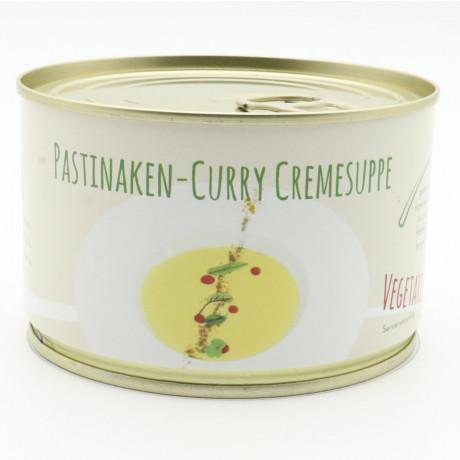 Pastinaken-Curry-Cremesuppe