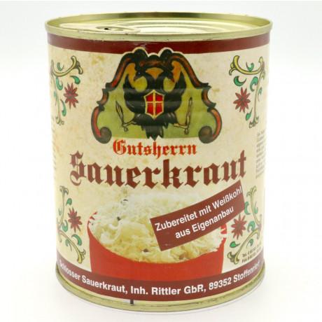 Schlosser Sauerkraut