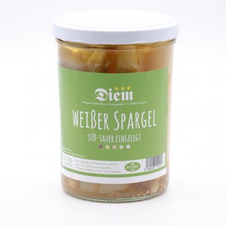 Weisser Spargel